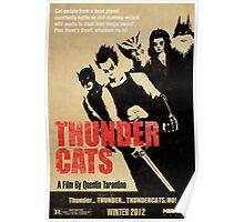 Quentin Tarantino directs Thunder Cats Poster