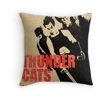 Quentin Tarantino directs Thunder Cats Throw Pillow