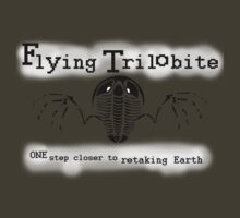 Flying Trilobite - One step closer to retaking Earth by Glendon Mellow
