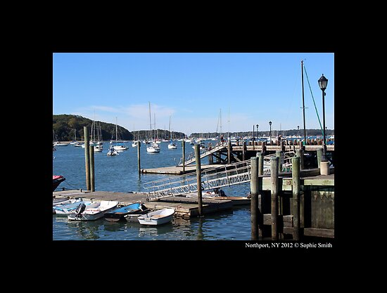Northport Docks  by © Sophie W. Smith