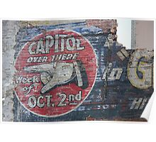 Capital Theatre  Poster