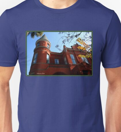 Savannah Tower ~ A Room with a View Unisex T-Shirt