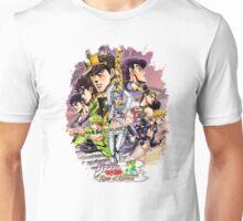 JoJo's Bizarre Adventure - Eyes of Heaven Unisex T-Shirt
