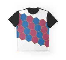 Barcelona Poly Graphic T-Shirt