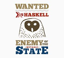 Enemy of the Mutable State Men's Baseball ¾ T-Shirt
