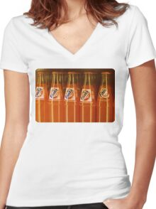 fantasy Women's Fitted V-Neck T-Shirt