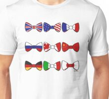 Axis, Allies, and Bowties Unisex T-Shirt