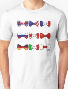 Axis, Allies, and Bowties T-Shirt