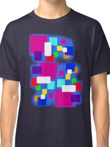 BOXES BLUE   TEE SHIRT.KIDS TEE/BABY GROW/STICKER Classic T-Shirt