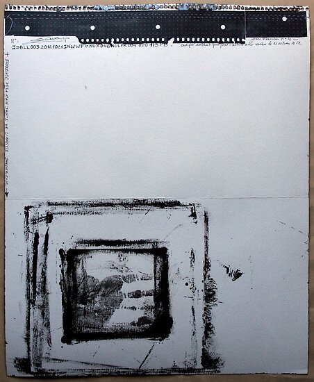 Idées Blanches - White Ideas #4 - with Double-face - Verso by Pascale Baud
