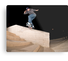 Josh Kalis SW Back Tail, AZ, Photo by Joe Hammeke Metal Print