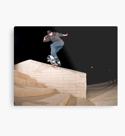 Josh Kalis SW Back Tail, AZ, Photo by Joe Hammeke Metal Print