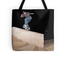 Josh Kalis SW Back Tail, AZ, Photo by Joe Hammeke Tote Bag