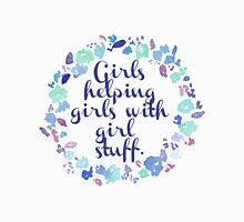 Girls Helping Girls Unisex T-Shirt