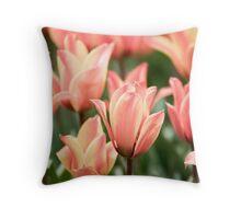 floral 26 Throw Pillow