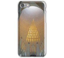 Barcelona - Sagrada Familia Hyperboloid 2 iPhone Case/Skin