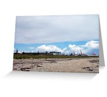 Leighton Long Cloud South - 07 10 12 Greeting Card