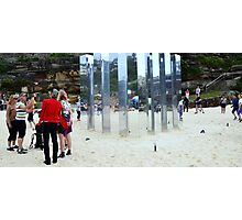 Sculptures by the Sea - 2012  Photographic Print