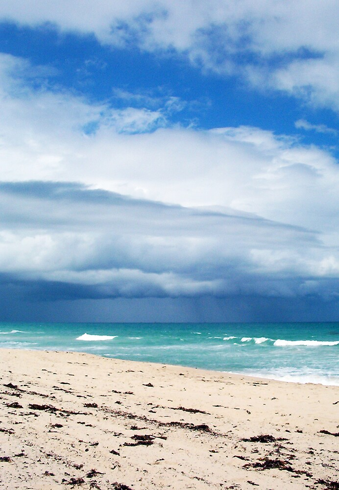 Storm Cloud - 07 10 12 by Robert Phillips