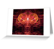 Eternal Flame Greeting Card