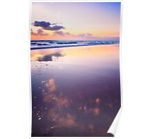 Pastel Shores..... Poster