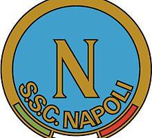 SSC Napoli Retro by TigersFanatics
