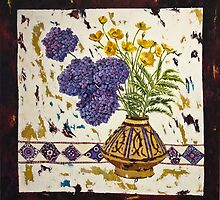 Bouquet of Flowers No.2 by Mahtab  Alizadeh