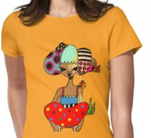 Tae Pi Tee Womens Fitted T-Shirt