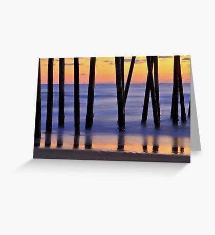 Rodanthe Sunrise Greeting Card