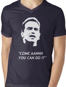 arnold schwarzenegger Mens V-Neck T-Shirt