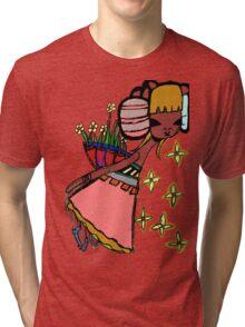 Kiriko Tri-blend T-Shirt