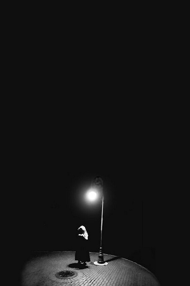 lamp post at the edge of the universe   by field9