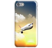 World trip sunrise  iPhone Case/Skin