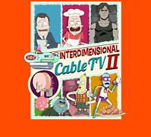 Interdimensional Cable TV 2 T-Shirt