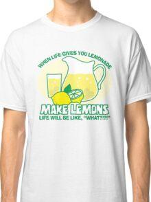 Make Lemons Classic T-Shirt