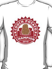 Couch Potato Champion T-Shirt