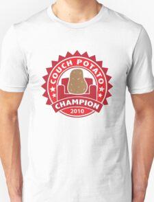 Couch Potato Champion Unisex T-Shirt