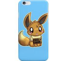 Eevee needs a hug  iPhone Case/Skin