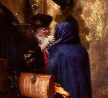 The Clothier by John Rivera