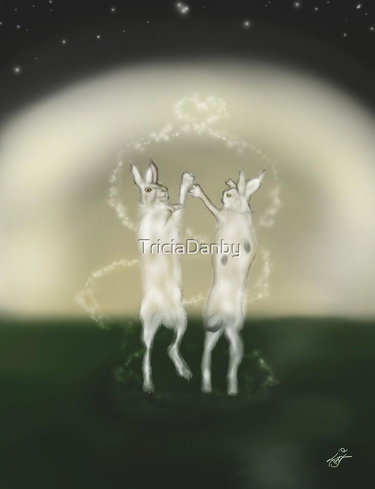 Moonlight Dancing by TriciaDanby