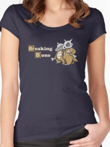 Breaking Bone Women's Fitted Scoop T-Shirt