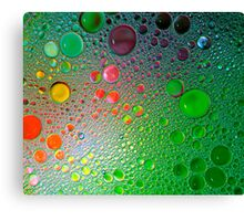 Its Bubble - Tastic Man Canvas Print