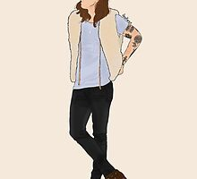 Harry Styles  by etherealhs