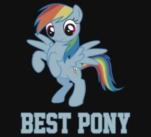 Rainbow Dash is Best Pony by Gqualizza