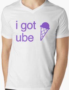 i got ube  Mens V-Neck T-Shirt