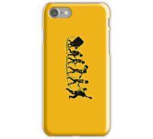Rock Evolution iPhone Case/Skin