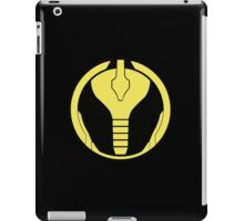Kamen Rider Ghost eyecon edison iPad Case/Skin