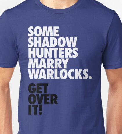 Shadowhunters + Warlocks Unisex T-Shirt
