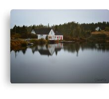 Grand River Cape Breton Nova Scotia Canada Canvas Print