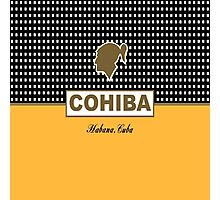 Cohiba Cuban Havana Cigar Photographic Print